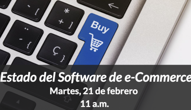 Rueda de Prensa sobre el Estado del Software de e-Commerce