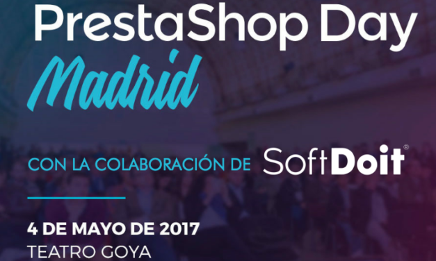 SoftDoit colabora en el PrestaShop Day Madrid