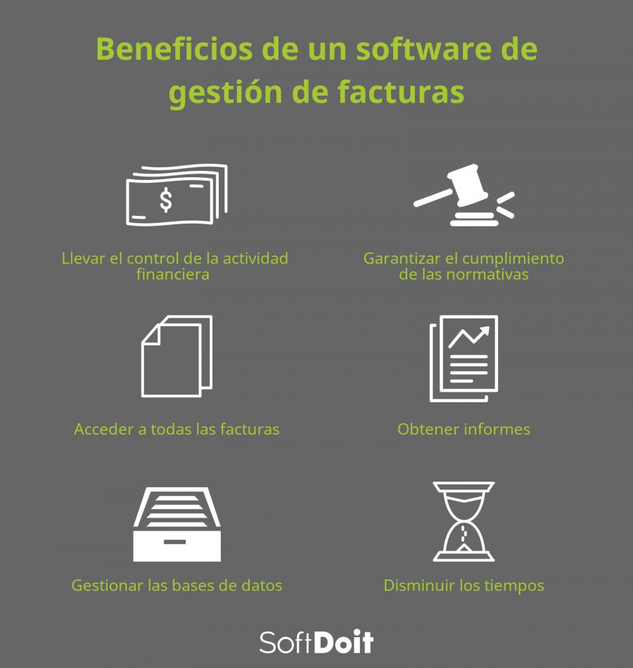 Conoce los beneficios que aporta el uso de un software de facturación