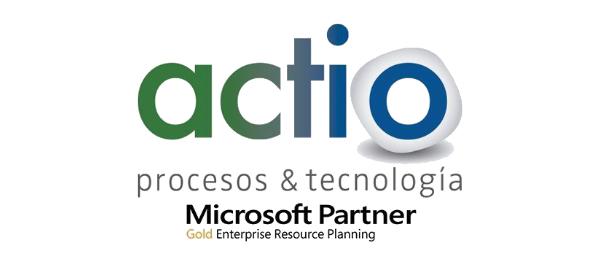 Software Actio Procesos & Tecnología: ERP & CRM