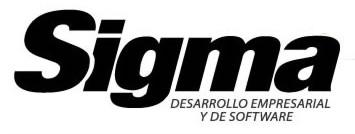 SIGMA DESARROLLO EMPRESARIAL Y SOFTWARE SA DE CV